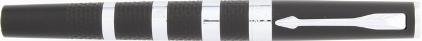 Stylo Parker ingénuity Black Rubber & Métal CT, cliquez pour plus de détails sur ce stylo...