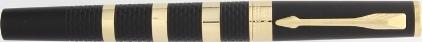 Stylo Parker ingénuity Black Rubber & Métal GT, cliquez pour plus de détails sur ce stylo...