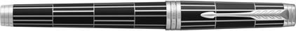 Stylo plume Luxury Black nouvelle version de Parker, cliquez pour plus de d�tails sur ce stylo...