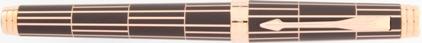 Stylo plume Luxury laque brown Premier Parker, cliquez pour plus de détails sur ce stylo...