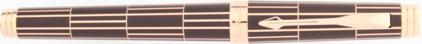 Stylo roller Luxury laque brown Premier Parker, cliquez pour plus de détails sur ce stylo...