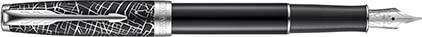Stylo plume Sonnet Edition Spéciale Metro de Parker, cliquez pour plus de d�tails sur ce stylo...
