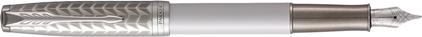 Stylo plume Sonnet laque perle et métal, cliquez pour plus de d�tails sur ce stylo...