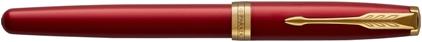 Stylo plume Sonnet laque rouge - photo 2