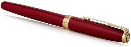 Stylo plume Sonnet laque rouge - photo 3