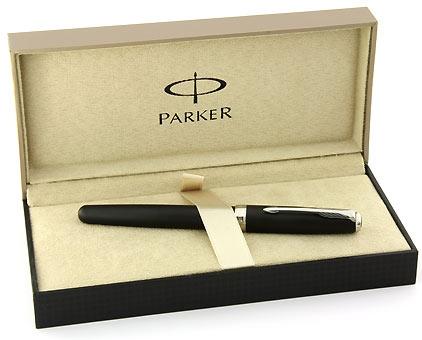 Roller Sonnet noir mat attributs palladiés de Parker - photo 5