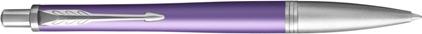 Stylo bille Urban Premium violet, cliquez pour plus de détails sur ce stylo...
