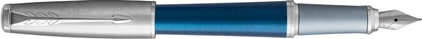 Stylo plume Urban Premium dark-blue, cliquez pour plus de détails sur ce stylo...