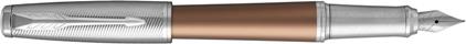Stylo plume Urban Premium orange, cliquez pour plus de détails sur ce stylo...