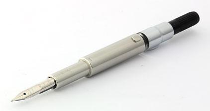 Stylo plume Blanc de la gamme Capless Rhodium de Pilot - photo 4