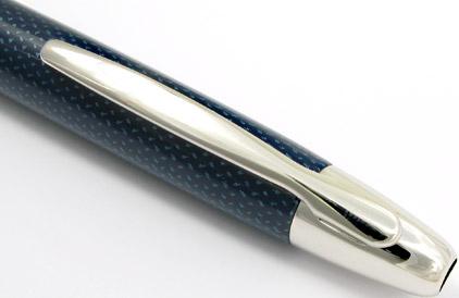 Stylo plume Graphite bleu de la gamme Capless Rhodium de Pilot - photo 4