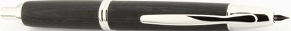 Stylo plume bouleau noir Capless de Pilot, cliquez pour plus de d�tails sur ce stylo...