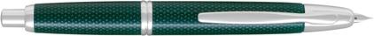 Stylo plume Capless graphite vert de Pilot, cliquez pour plus de d�tails sur ce stylo...