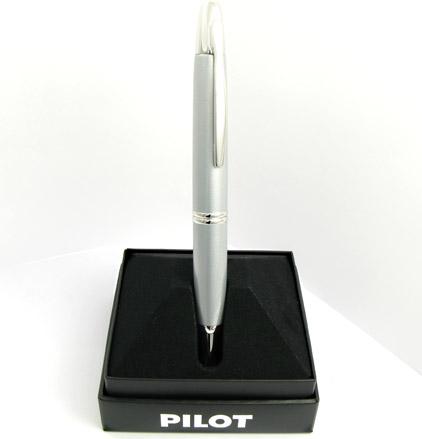Stylo plume Acier de la gamme Capless Rhodium de Pilot - photo 5