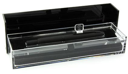 Stylo plume ultra noir mat de la gamme Capless de Pilot - photo 5