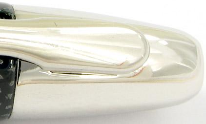 Stylo plume Graphite noir de la gamme Capless Rhodium de Pilot - photo 5