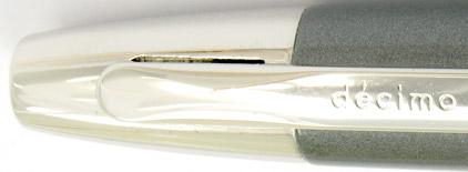 Stylo plume  Décimo Gris Rhodium de Pilot - photo 2