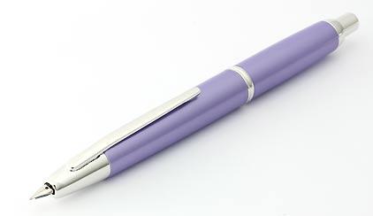 stylo violet