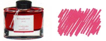 Encre Kosumosu (Cosmos) Iroshizuku de Pilot, cliquez pour plus de détails sur ce stylo...