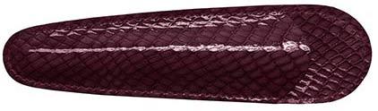 Petit fourreau violet Casamance de Récife, cliquez pour plus de d�tails sur ce stylo...