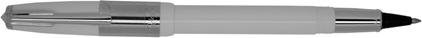 e-Roller Riviera Press Slim blanc de Recife, cliquez pour plus de détails sur ce stylo...
