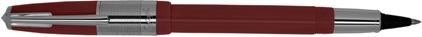 e-Roller Riviera Press Slim rouge de Recife, cliquez pour plus de détails sur ce stylo...