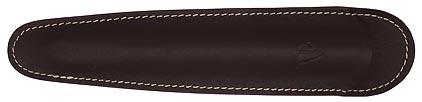 Grand fourreau chocolat Riviéra de Récife, cliquez pour plus de détails sur ce stylo...