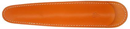 Grand fourreau orange Riviéra de Récife, cliquez pour plus de détails sur ce stylo...