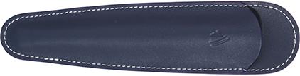 Grand fourreau bleu Riviéra de Récife, cliquez pour plus de d�tails sur ce stylo...