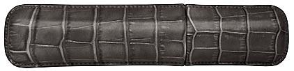 Etui anthracite Siam de Récife, cliquez pour plus de détails sur ce stylo...