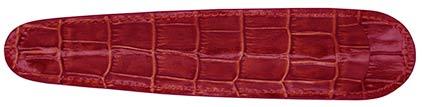 Grand fourreau rouge Siam de Récife, cliquez pour plus de détails sur ce stylo...