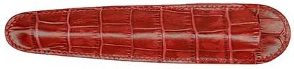 Petit fourreau rouge Siam de Récife, cliquez pour plus de détails sur ce stylo...