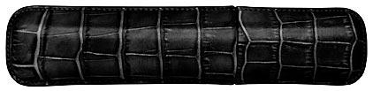 Etui noir Siam de Récife, cliquez pour plus de détails sur ce stylo...