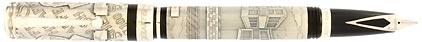 Stylo plume Centennial Limited Edition 2013 argent massif de Sheaffer, cliquez pour plus de détails sur ce stylo...