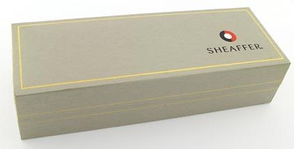 Stylo plume Gift 300 noir et chrome de Sheaffer - photo 6