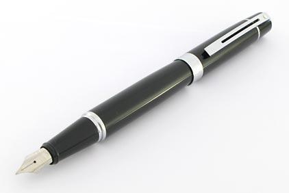 Stylo plume Gift 300 noir de Sheaffer - photo.