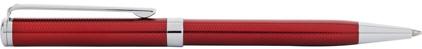Stylo bille Intensity laque rouge chevrons de Sheaffer, cliquez pour plus de d�tails sur ce stylo...