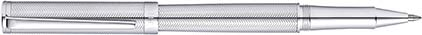 Roller Intensity en chrome et chevrons de Sheaffer, cliquez pour plus de d�tails sur ce stylo...