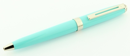 Stylo bille Prelude mini turquoise de Sheaffer - photo.