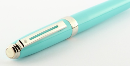 Stylo bille Prelude mini turquoise de Sheaffer - photo 5
