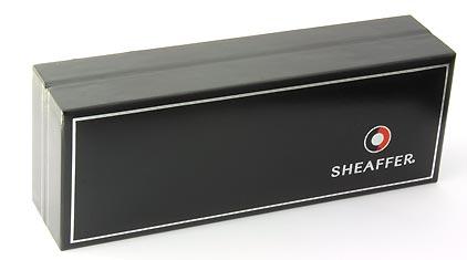 Stylo plume chrome brossé attributs chromés Sagaris de Sheaffer - photo 6