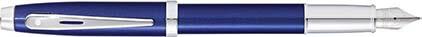 Stylo plume Sheaffer 100 laque bleue brillante de Sheaffer, cliquez pour plus de d�tails sur ce stylo...