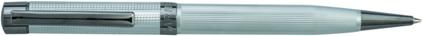 Stylo bille Aspen city quadrillé satiné gun, cliquez pour plus de détails sur ce stylo...