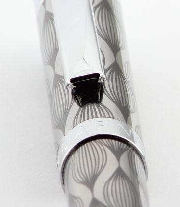 Stylo bille Aspen Wave Gun / Chrome de Vuarnet - photo 5