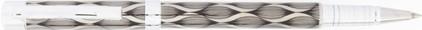 Roller Aspen Wave Gun Chrome de Vuarnet, cliquez pour plus de d�tails sur ce stylo...