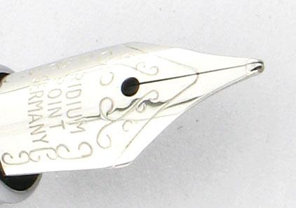 Parure stylo plume/stylo bille Swing chromé de Vuarnet - photo 5