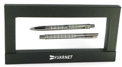 Parure stylo plume/stylo bille Swing gun de Vuarnet - photo 4