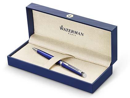 Stylo bille Hémisphère bleu de minuit de Waterman - photo 5