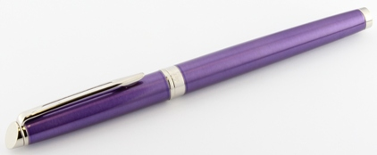 Stylo plume Hémisphère purple de Waterman - photo.