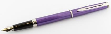 Stylo plume Hémisphère purple de Waterman - photo 2